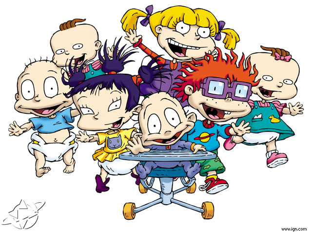 Rugrats Characters Angelica