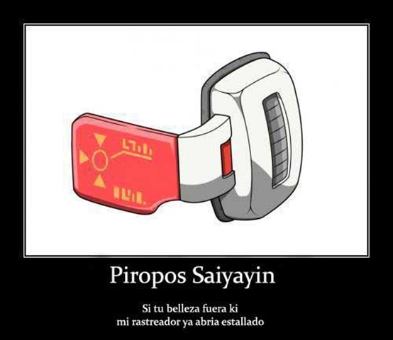 Piropos Saiyayin