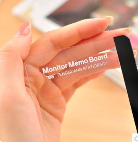 monitor-memo-board